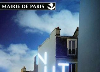 affiche Nuit Blanche 2014