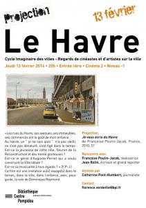 Je vous écris du Havre 2