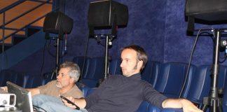 Jean-Marc L'HOTEL et Matthieu Parmentier à France Télévisions