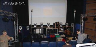 Jean-Marc L'HOTEL en préparatifs avec Trinnov Audio à France Télévisions 1