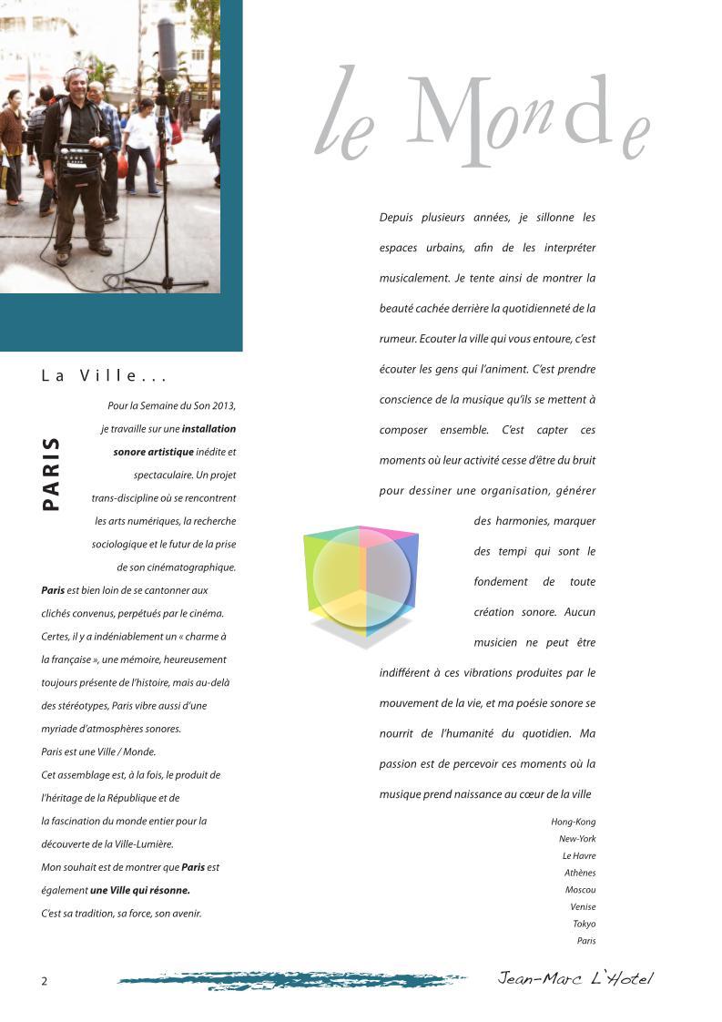 brochure page 2 le monde la ville