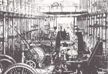 electricite revolution industrielle