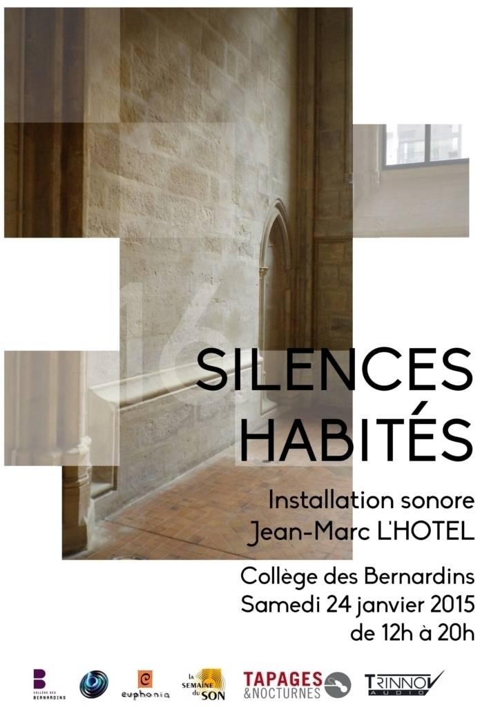 16 Silences Habités