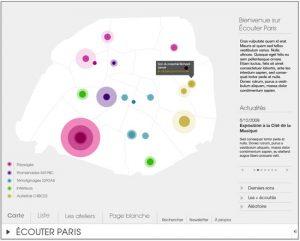 ECOUTER PARIS
