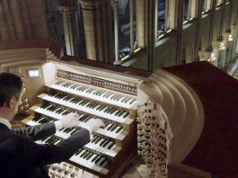 orgue Olivier Latry